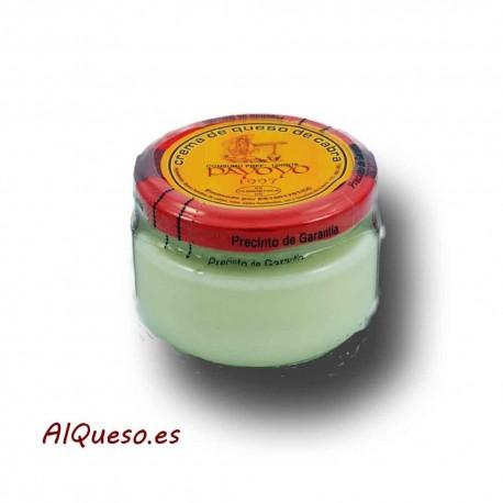 Crema de queso de cabra Payoya