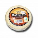 Majorero cheese semi cured Natural or Paprika