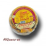 Payoyo cheese emborrado of sheep