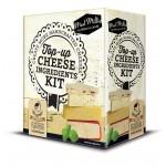 Kit de componentes para hacer queso