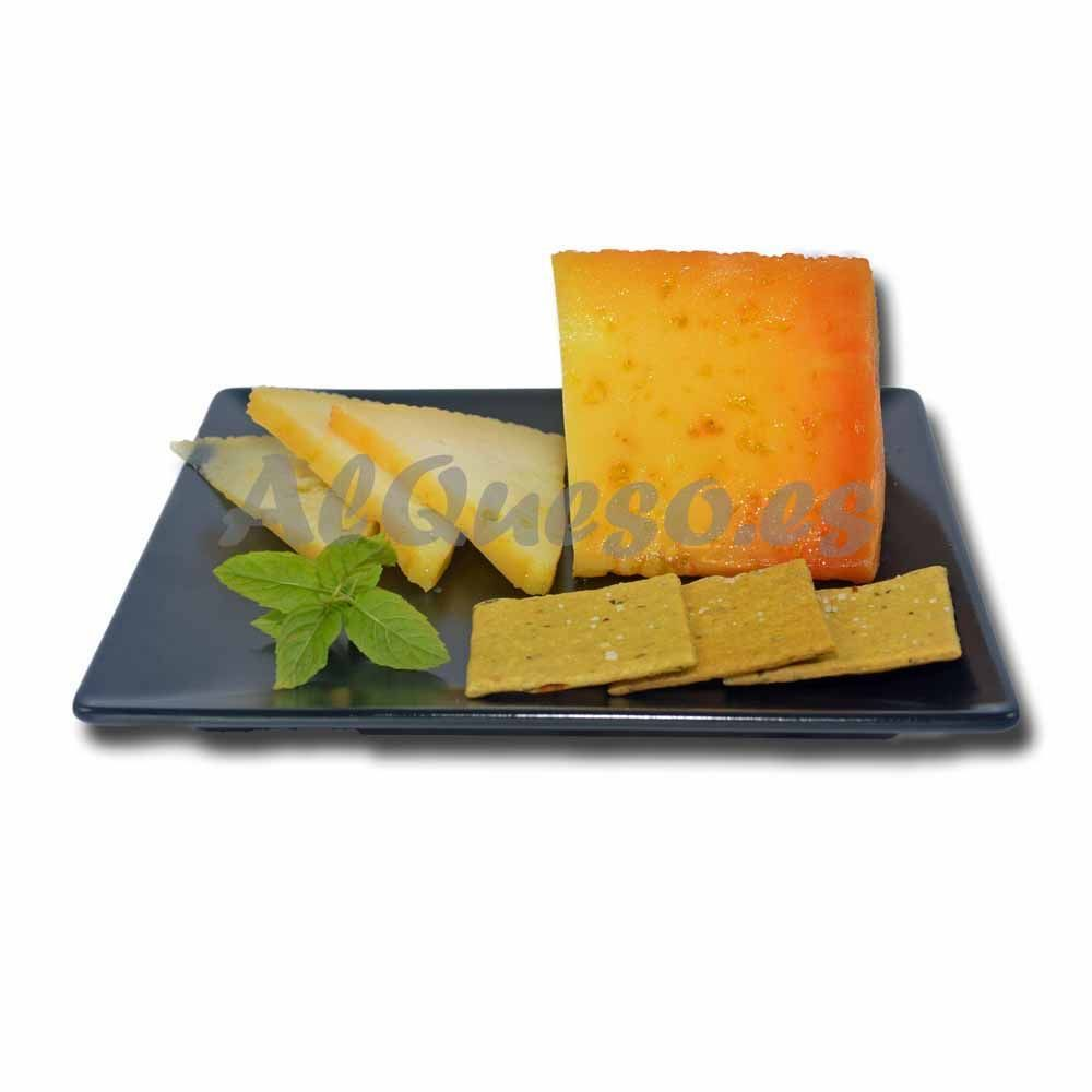 Manchego in oil
