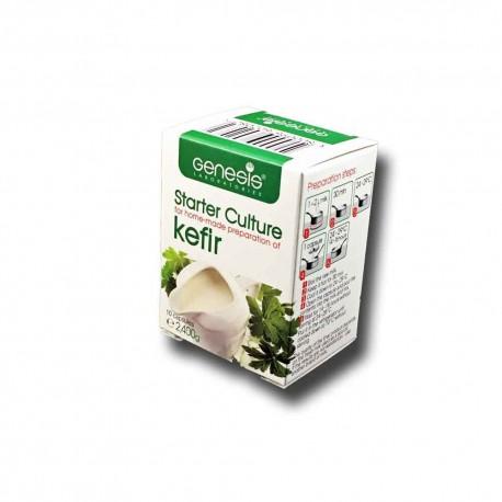 Fermentos de Kefir