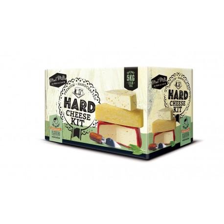 Kit para elaborar quesos prensados