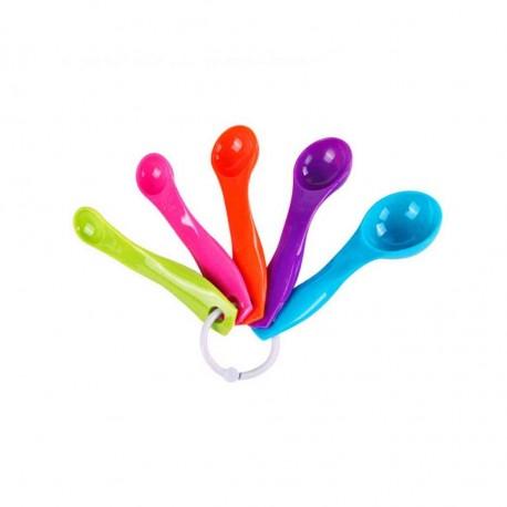 Teaspoons for measuring quantities