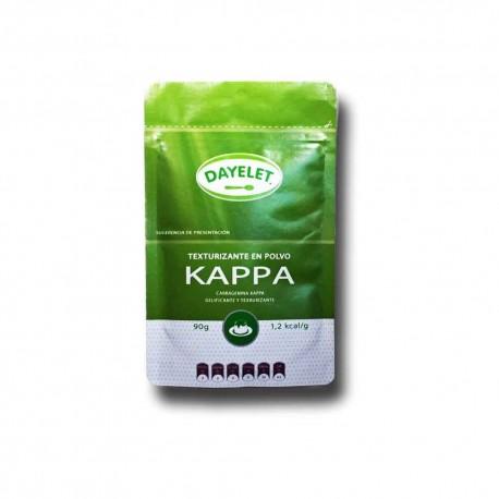 Carragenato Kappa for vegan cheeses