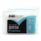 Queso proteico natural