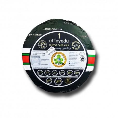 Cabrales Teyedu