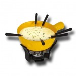 Fondue Set Super Cheesy