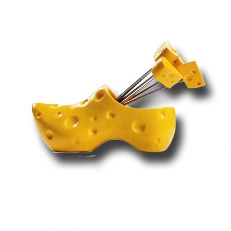 Palillos de queso