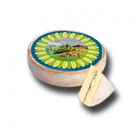 Morbier cheese