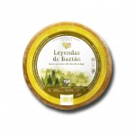 Legends of Baztan cheese with txacolí