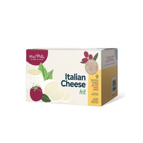Kit para hacer quesos italianos