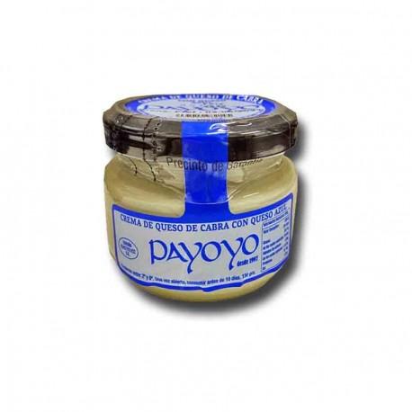 Crema de queso azul de cabra Payoya