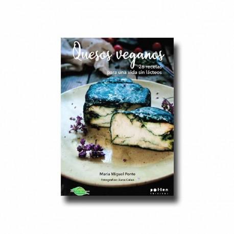 Libro para elaborar quesos veganos