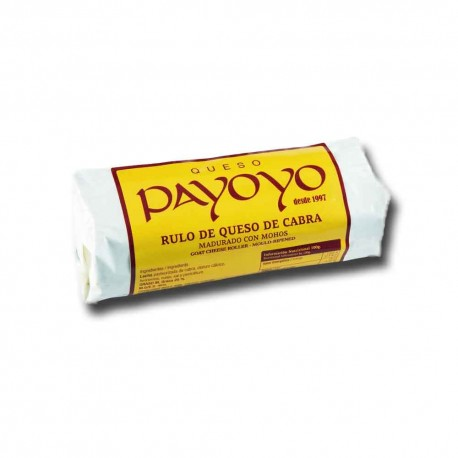 Rulo de cabra Payoyo