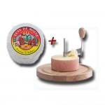 Tete Moine cheese plus Girolle