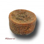 Aged artisan goat and sheep cheese