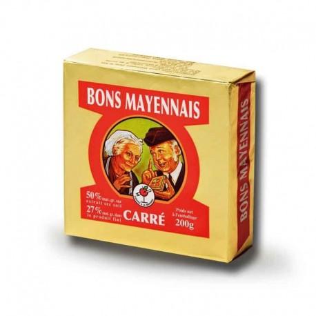 Lingot Mayennais cheese