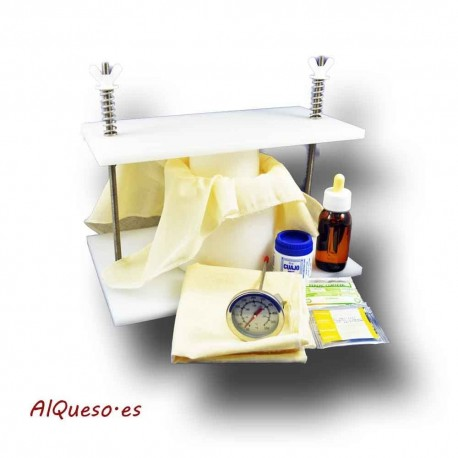 Kit for making Manchego cheese