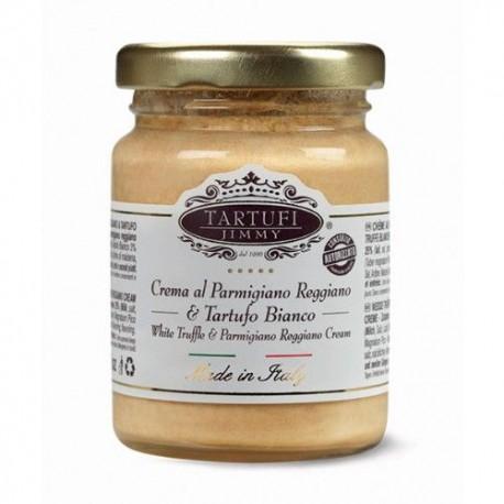 Cream of Parmigiano Reggiano with truffle