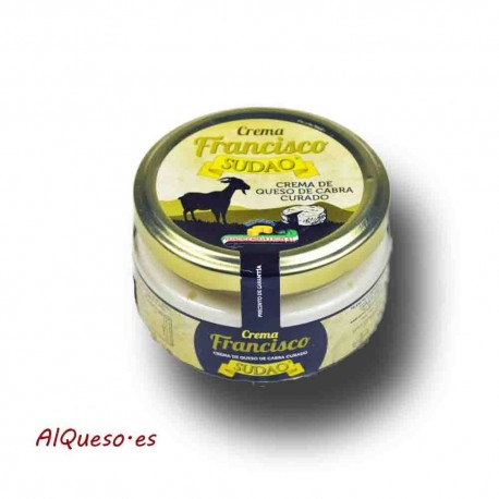 Crema de queso Sudao