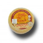 Goat and sheep Payoyo cheese