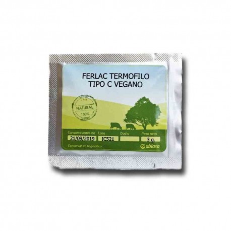 Fermentos lácticos termófilos aromatizantes