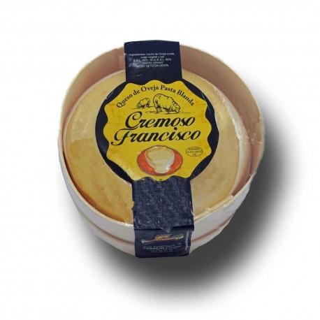 Creamy Extremeña Torta Francisco