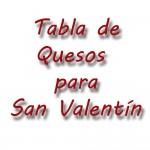 Quesos para San Valentín