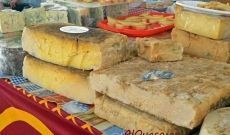 National cheese trade of Trujillo 2015