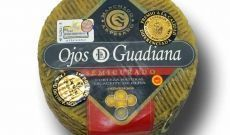 Manchego cheese is the prestige of Spanish cheeses