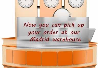 Pick up your order